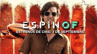 Estrenos de cine - 1 de septiembre