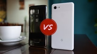 OnePlus 6T McLaren vs Google Pixel 3 XL - Toughest One Yet!