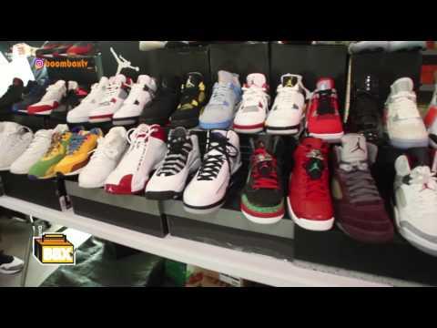 BBXtv: Reportaje Dashape (¿Qué sabes sobre zapatillas?) Parte 1