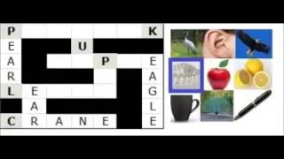 Interesting Kids Crossword Puzzles With Pictures. Crossword Solver