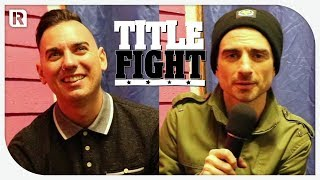 How Many Anti Flag Songs Can Chris & Justin Name In 1 Minute?   Title Fight