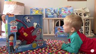 Paw Patrol - unboxing Air Patroller / Spielzeug
