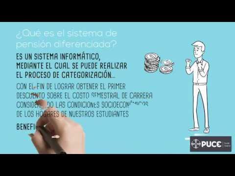 TUTORIAL DEL SISTEMA DE LA PENSIÓN DIFERENCIADA