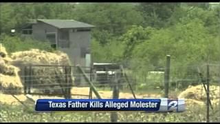 Gambar cover Texas molester ID