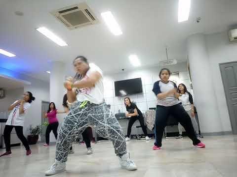BRI KC Gunung Sahari - Zumba with ZIN Yuni Lopez - zin 75