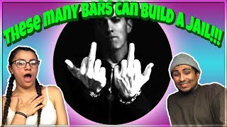 Eminem - Offended (Lyrics) REACTION
