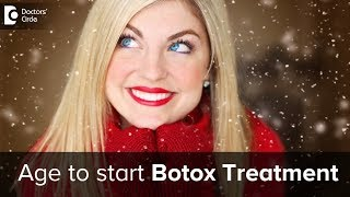 By what age should I start botox? - Dr. Amee Daxini