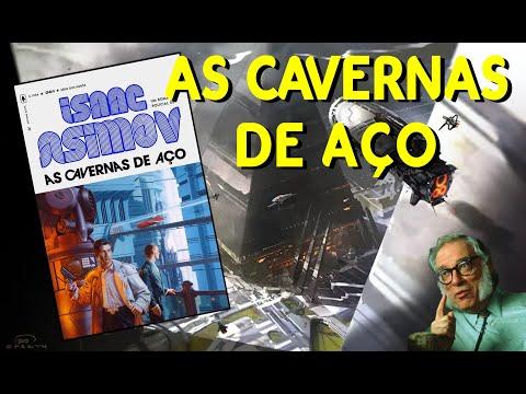 Escolhendo nomes de Personagens - As Cavernas de Aço (Isaac Asimov)