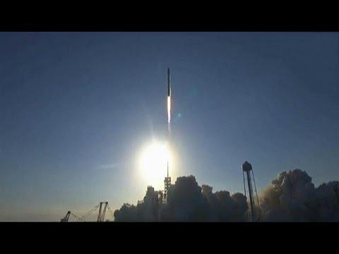SpaceX: Πρωτοποριακή εκτόξευση ανακυκλωμένου πυραύλου!