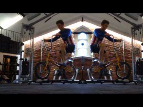 Hour Record attempt on a Raleigh Chopper (video) - Cycling Weekly