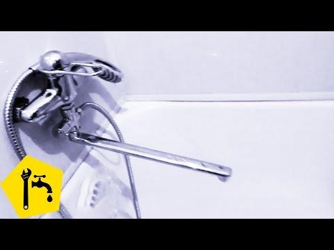 ✅ Как ЗАМЕНИТЬ СМЕСИТЕЛЬ в ванной / Ремонт сантехники