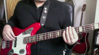 Danko Jones - Forget my name (BASS-COVER)