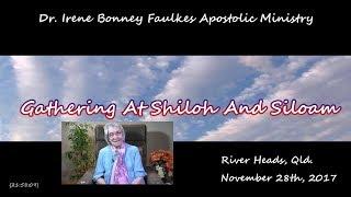 Gathering at shiloh and siloam