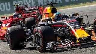 Daniel Ricciardo divebomb compilation