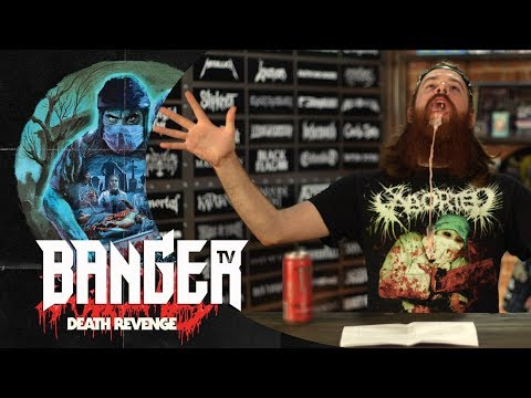 EXHUMED Death Revenge Album Review   Overkill Reviews