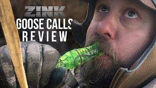 ZINK Calls Goose Call Review - COD & LNR