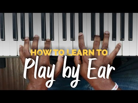 Intro to Playing by Ear