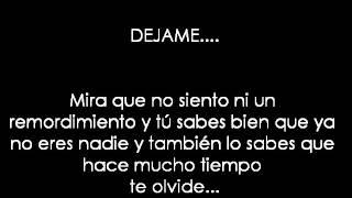 Dejame-Gerardo Ortiz (letra)