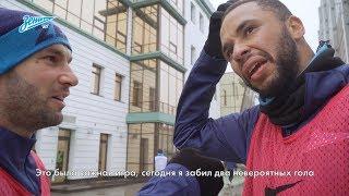 Перевоплощение дня: Иванович берет интервью у Эрнани