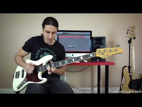 Mateus Asato - Catedral Playland (Awesome Solo Bass Arrangement)