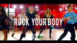 "Justin Timberlake   ""Rock Your Body""   JR Taylor Choreography"