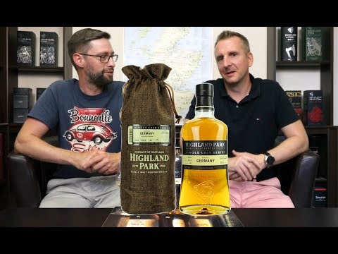 Whisky Verkostung: Highland Park 10 Jahre Single Cask Germany Edition