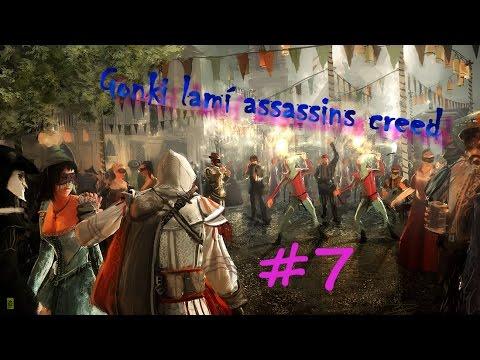 Gonki lamí Assassin's Creed! #7 - xo (: