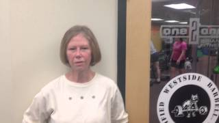preview picture of video 'Personal Training Concord NH   Jane Pardy Testimonial'