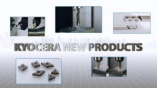Kyocera Precision Tools – обзор новинок 2016 года