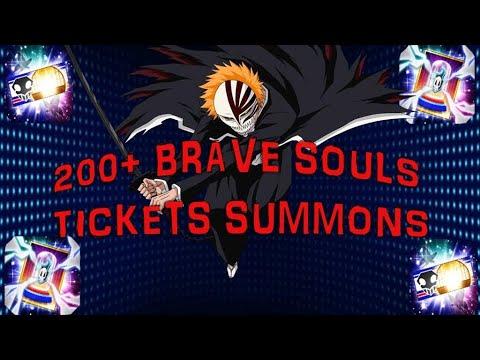 😱Senkaimon Ticket Summons!! 🔥 (Bleach Brave Souls)