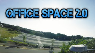 FPV Drone Freestyle | Office Space 2.0