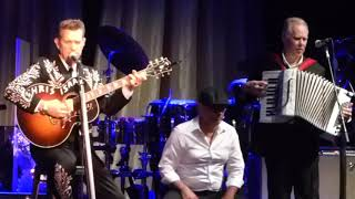 Chris Isaak - Only the Lonely (Roy Orbison Cover), Parx Casino, Bensalem Pa, 8/31/2018