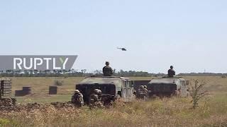 Ukraine: NATO and Ukraine continue Sea Breeze-2018 drills in Odessa
