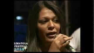 preview picture of video 'Limatola Festival 2010: Miriam Wahadan canta L'odore del mare (De Crescenzo)'