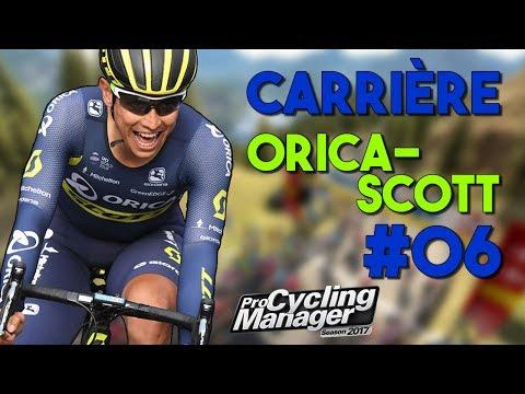 Pro Cycling Manager 2017   Carrière Orica-Scott #06 : VIVE LES BLOCS !!