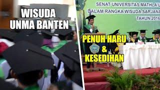 Wisuda Sarjana UNMA Banten 2016