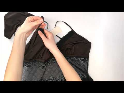Košilka Lamia chemise XXL - Obsessive
