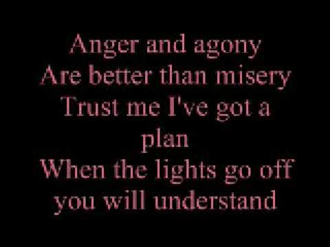 Three Days Grace - Pain (Acoustic w/ Lyrics)