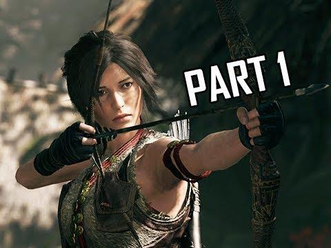 Shadow Of The Tomb Raider Walkthrough Part 30 Crimson Fire