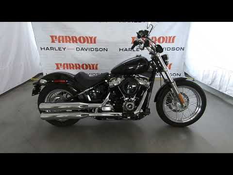 2020 Harley-Davidson Softail Standard FXST