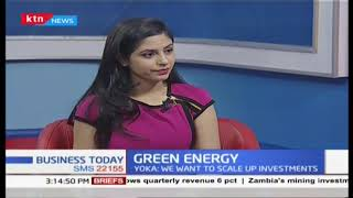 How to scale Green Energy Projects in Kenya   Business Today Discussion