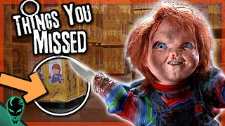 22 Things You Missed In Child's Play 2 (1990)