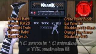 10 Amps In 10 Minutes !!!