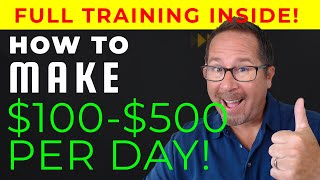 How to Copy and Paste Ads and MAKE $100 $500 DAILY! (Step by Step Training)