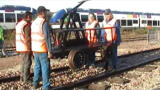 preview picture of video 'AJECTA - Lorry Roisny Rail'