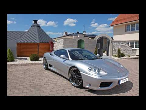 Ferrari F360 and 575M Maranello Wheels by Schmidt Revolution