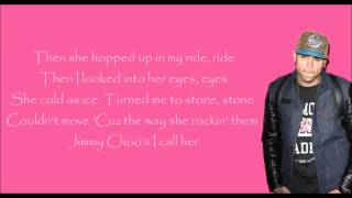 Chris Brown   Madusa With Lyrics