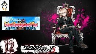 Study For Me, Naegi | Lets Play Danganronpa V3 Talent Development Plan | Byakuya Togami