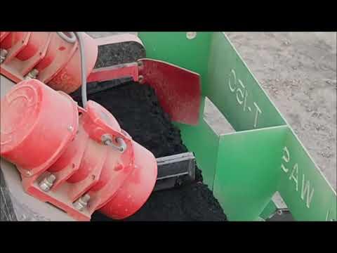 Sand Washing Unit