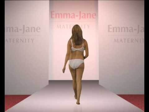 Emma Jane бюстгальтер дородовой 311 телесный